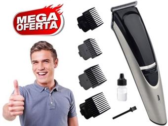 MEGA OFERTA: Máquina de Cortar Cabelo Sem Fios com 6 Acessórios por 19€. Trate do cabelo sem sair de casa. ENVIO IMEDIATO. PORTES INCLUÍDOS.