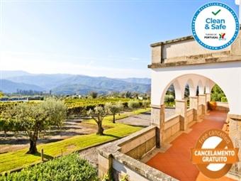 Flag Hotel Convento do Desagravo: Estadia em Vila Pouca da Beira, com opção de Meia Pensão e VIP no Quarto desde 35€. Desfrute da Paisagem!