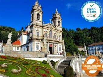 Hotel do Lago 3*: Estadia em clima de Romance em Braga com Welcome Drink por 24€. Renove os Laços e Seja Feliz!