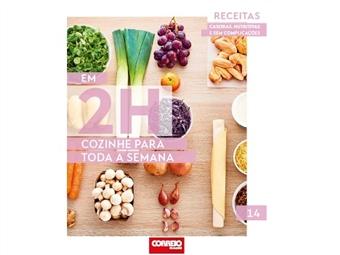 Neste volume, atreva-se com uma quiche Lorraine, faça um reconfortante estufado de vitela e descubra um saudável prato de lentilhas e cogumelos.