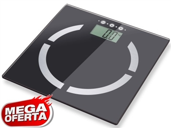 MEGA OFERTA: Balança Digital Inteligente de Peso, Gordura Corporal, Massa Muscular, Proporção de Água e Massa Óssea desde 18€. PORTES INCLUÍDOS.