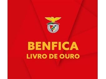 Ebook Livro de Ouro do Benfica: 365 factos que todo o verdadeiro adepto deve conhecer. Conteúdo exclusivo para assinantes.
