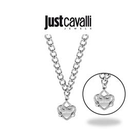 Colar Just Cavalli® | Prateado |  JCNL00090100 por 69.96€ PORTES INCLUÍDOS