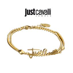 Pulseira Just Cavalli®   Gold   JCBR00080200 por 56.76€ PORTES INCLUÍDOS