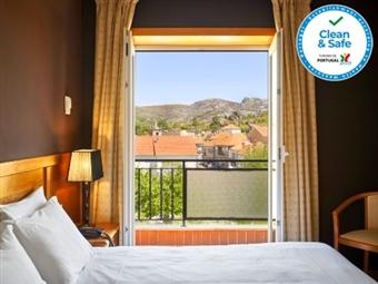 Hotel Castrum Villae: Estadia em Castro Laboreiro, com Pequeno-Almoço, desde 23,50€. Vista para o Gerês!