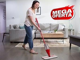 MEGA OFERTA: Mopa 1.2 Spray Max da VILEDA com Pulverizador por 20€. Remove mais de 99% das bactérias apenas com água. VER VIDEO. PORTES INCLUIDOS.