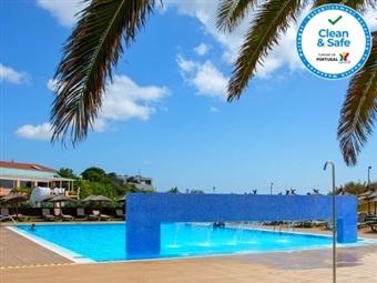VERÃO 2021 - PORTO SANTO: 7 Noites no Vila Baleira Thalassa Hotel 4* com TUDO INCLUÍDO, Voo de Lisboa e Porto, Transferes e Seguro desde 724€.
