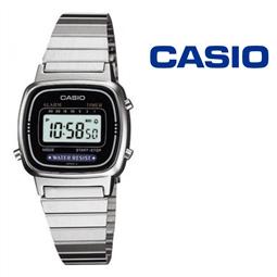 Relógio Casio® LA670WEA-1EF por 41.58€ PORTES INCLUÍDOS