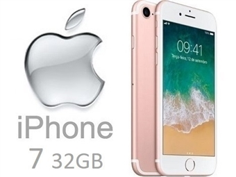 MEGA OFERTA: iPhone 7 Rose Gold Desbloqueado por 199€. ENVIO IMEDIATO. VER VIDEO. PORTES INCLUÍDOS.