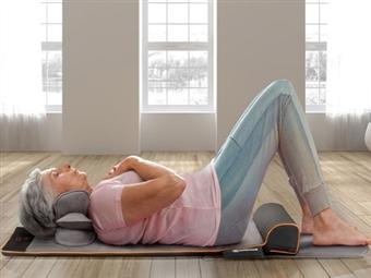 Tapete de Massagem Harmony com Comando por 153€. Aplicação de Calor, Acupressão, Massagem Personalizada, etc. VER VIDEO. PORTES INCLUÍDOS.