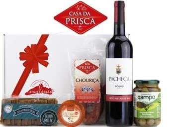 Cabaz Twenties - The 3rd CASA da PRISCA Composto por 5 Deliciosos Ingredientes por 22.50€. PORTES INCLUÍDOS.