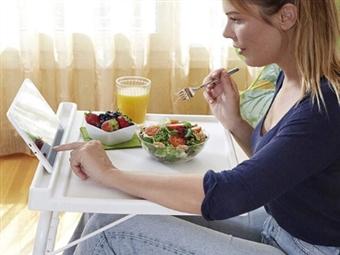 Mesa Portátil Dobrável com 18 posições para comer ou trabalhar no sofá por 29€. ENVIO IMEDIATO. PORTES INCLUIDOS.