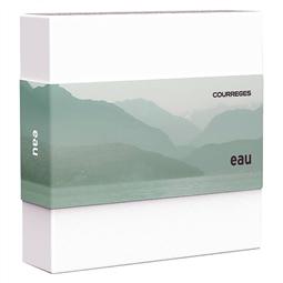 Conjunto de Perfume Mulher Eau de Courrèges Courreges EDT (2 pcs) por 53.46€ PORTES INCLUÍDOS