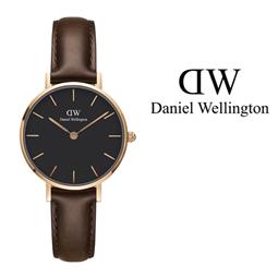 Daniel Wellington® Relógio Classic Petite Bristol 28 mm - DW00100221 por 69.30€ PORTES INCLUÍDOS