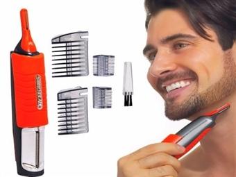 Máquina de Barbear Multifunções Micro Touch com Três Funções, Pequena e Transportável por 26€. PORTES INCLUÍDOS!