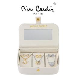 Conjunto Pierre Cardin® PXX0168Q | Dourado e Prateado por 30.89€ PORTES INCLUÍDOS