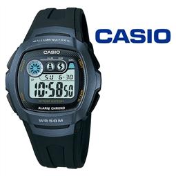 Relógio Casio® W-210-1BVES por 37.62€ PORTES INCLUÍDOS