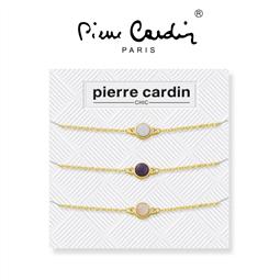 Pierre Cardin®Conjunto de Três Pulseiras   PCC7608 por 20.33€ PORTES INCLUÍDOS