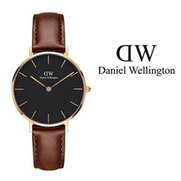 Daniel Wellington® Relógio Petite St Mawes 32 mm - DW00100169 por 82.50€ PORTES INCLUÍDOS