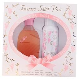 Conjunto de Perfume Mulher Indra Ulric De Varens (2 pcs) por 21.65€ PORTES INCLUÍDOS