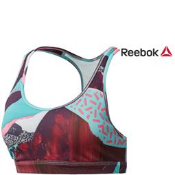 Reebok® Sutiã De Desporto Hero Racer Padded | Tecnologia Speedwick | Tamanho XL por 22.44€ PORTES INCLUÍDOS