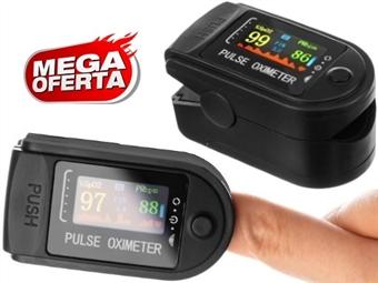 MEGA OFERTA: Oximetro de Dedo Portátil – Medidor de Pulsação e Saturação de Oxigénio no Sangue desde 12€. PORTES INCLUÍDOS.