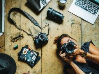 Workshop Online Individual de Fotografia com Certificado. Aprenda a Tirar o Melhor Partido do Seu Equipamento por 35€.