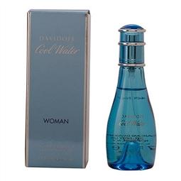 Women's Perfume Cool Water Woman Davidoff EDT 100 ml por 32.34€ PORTES INCLUÍDOS