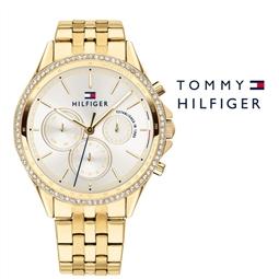 Relógio Tommy Hilfiger®1781977 por 148.50€ PORTES INCLUÍDOS