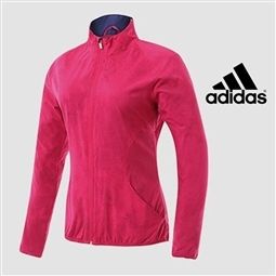 Adidas® Casaco Advance Wind Tech Golf Pink - S por 33.66€ PORTES INCLUÍDOS