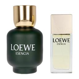 Conjunto de Perfume Homem Esencia Loewe EDT (2 pcs) por 186.12€ PORTES INCLUÍDOS