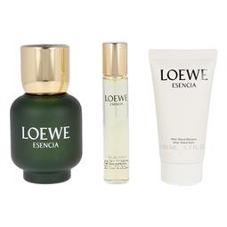Conjunto de Perfume Homem Esencia Loewe EDT (3 pcs) por 117.48€ PORTES INCLUÍDOS