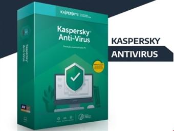 Kaspersky Antivirus desde 20€. Dispositivos: 1, 3 ou 5. Software de Segurança Máxima. ENVIO INCLUÍDO.