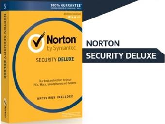 Norton Security Deluxe desde 22€. Dispositivos: 1 ou 3. Software de Segurança Máxima. ENVIO INCLUÍDO.
