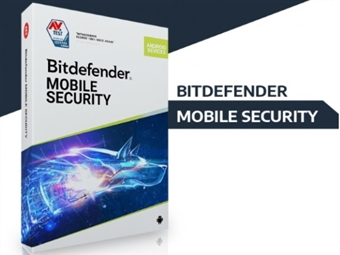 Bitdefender Mobile Security por 8€. Dispositivos: 1. A melhor proteção para o seu Smartphone e Tablet Android. ENVIO INCLUÍDO.