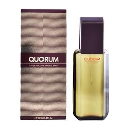 Perfume Homem Quorum Quorum EDT (100 ml) por 25.74€ PORTES INCLUÍDOS