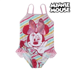 Fato de Banho Infantil Minnie Mouse 73782 - 7 anos por 17.16€ PORTES INCLUÍDOS