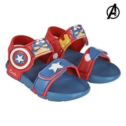 Sandálias de Praia The Avengers Vermelho 22-23 por 19.14€ PORTES INCLUÍDOS