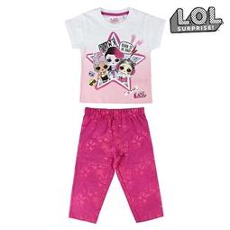 Pijama de Verão Rock LOL Surprise! 74051 5 anos por 18.48€ PORTES INCLUÍDOS