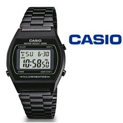 Relógio Casio®Digital B640WB-1AEF por 65.34€ PORTES INCLUÍDOS