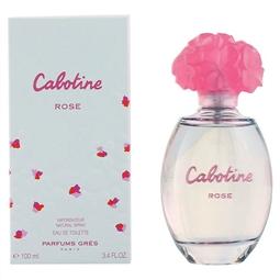 Perfume Mulher Cabotine Rose Gres EDT 100 ml por 25.08€ PORTES INCLUÍDOS