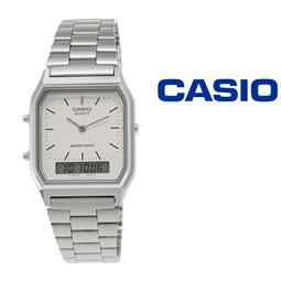 Relógio Casio® AQ-230A-7DMQYES por 69.30€ PORTES INCLUÍDOS