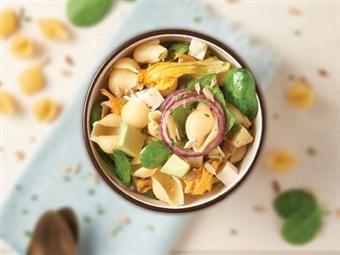 Coleção Receitas Facílimo: Salada de abacate e espinafres. Faça já download do eBook e áudio.