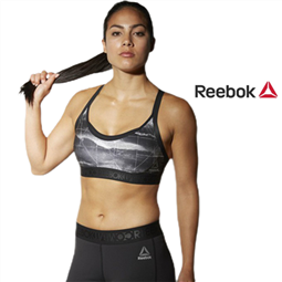 Reebok® Sutiã De Desporto COMBAT FIGHT - XL por 23.76€ PORTES INCLUÍDOS