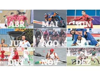 Fique atento ao calendário desportivo e não perca os grandes eventos deste e dos próximos meses. Seja o primeiro a ver!