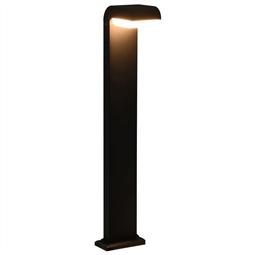 Candeeiros LED de exterior 9 W preto oval por 99.00€ PORTES INCLUÍDOS