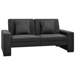Sofá-cama em tecido cinzento-escuro por 374.88€ PORTES INCLUÍDOS
