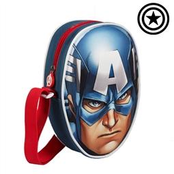 Mochila Pequena 3D Capitão América (Avengers) por 14.52€ PORTES INCLUÍDOS
