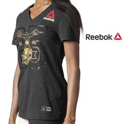 Reebok® T-Shirt UFC Fighter - XL por 17.69€ PORTES INCLUÍDOS
