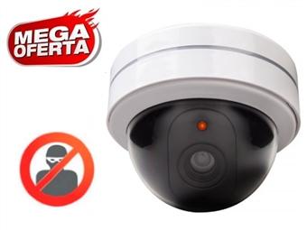 MEGA OFERTA: Videovigilância de Dissuasão com LED luminoso vermelho intermitente desde 9€. ENVIO IMEDIATO. PORTES INCLUIDOS.